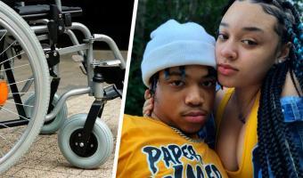 Блогерша спрятала инвалидное кресло парня для пранка, и тот обижен. Не на девушку, а на тех, кого злит шутка