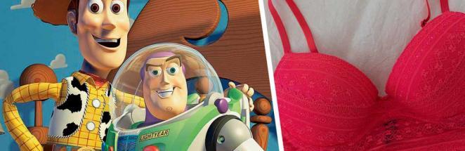 Парень нашёл в «Истории игрушек» нового персонажа и не может это забыть. Ведь лук героини тянет на фильмы 18+