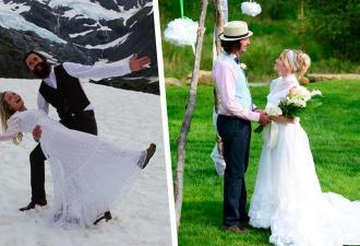 Медсестра вышла замуж за одного мужчину 24 раза и не думает останавливаться. Причину смогут понять не все