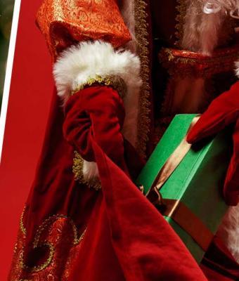 Иностранцы увидели Деда Мороза, и для них он настоящий Саб-Зиро. Но вот русские этого мага совсем не узнают