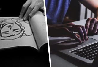Художник из чат-рулетки нарисовал незнакомца, и тот радовался арту. Пока не понял: на него открыл охоту Кира