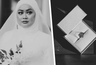 Жених бросил невесту перед свадьбой, но она не расстроилась. Без него фото с церемонии получились даже лучше