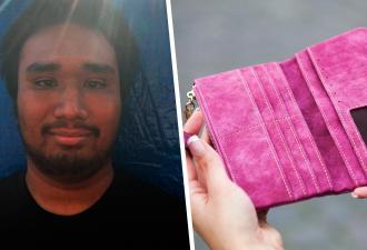Парень поднял потерянный кошелек и тут же поверил в карму. Теперь его жизнь — 50% чудес и 50% богатства