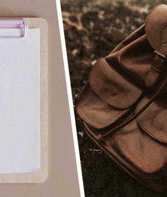Девушка разобрала вещи в шкафу и нашла рюкзак, набитый деньгами. Находка 20 лет хранила секрет школьной аферы