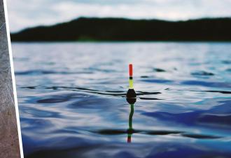 Рыбак пытался вытащить утонувшую приманку, но плохо знал реку. Улов мужчины заставил спецслужбы оцепить берег