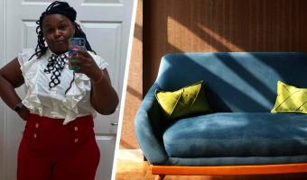 Женщина купила диван мечты в интернете и поняла, шопинг — не её. Мебель пришла с подвохом, за который стыдно