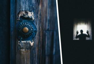 В дверь дома позвонили, и женщина пошла открывать. Когда она поняла, кто был на пороге вместо курьера, замерла