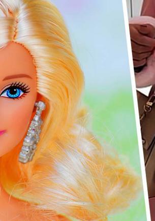 Фешен-фанатка — копия Барби, но пластика здесь ни при чём. Неудивительно, ведь девушке повезло с генами