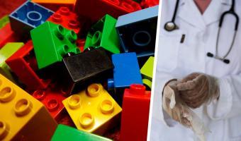 Врач рассказала, почему для безопасности детей нельзя покупать поддельные LEGO. Но с её доводами не всё просто