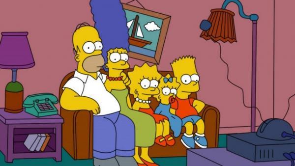 """Иллюстратор перенёс """"Симпсонов"""" в советские мультики. Такой родной и близкой семья из Спрингфилда ещё не была"""