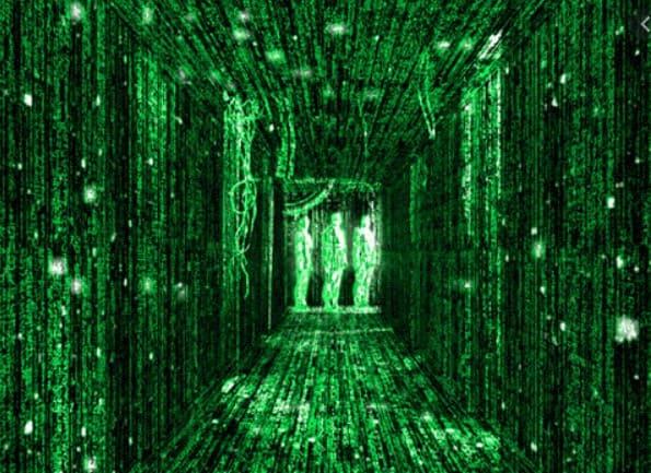 Парень открыл портал в Матрицу и показал, каково там. Увязнуть в ней проще простого, а вот создать - вовсе нет