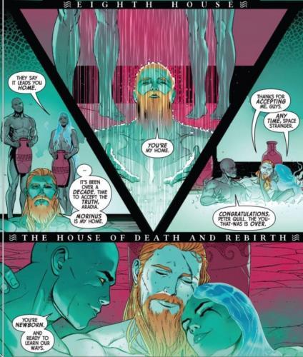 Комикс Marvel показал сексуальную ориентацию Звёздного Лорда. Нет, Питер Квилл не гетеро (и это уже мем)