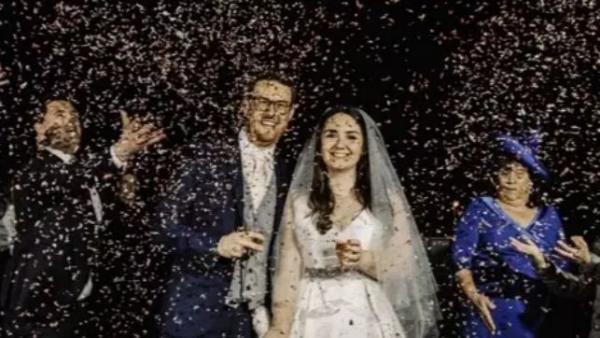 Лайфхак: как организовать свадьбу за 3 часа, когда у вас ничего не готово. Пара делится своими секретом
