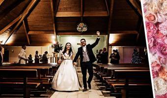 Пара решила пожениться и не стала откладывать свадьбу. На организацию у них ушло всего 3 часа — помог лайфхак