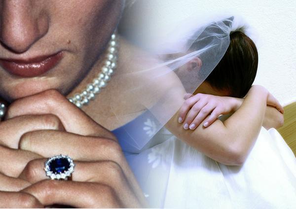 Жених сделал предложение невесте, но хэппи энду не быть. Стоило тёще увидеть кольцо, свадьба в миг отменилась