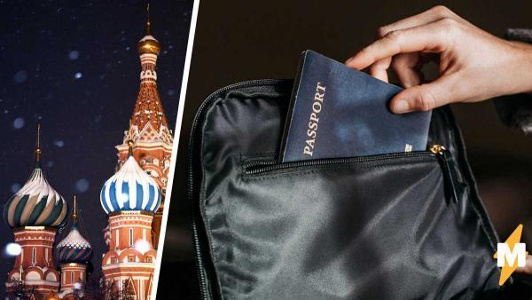 Иностранец решил поехать в Москву и чуть не попал за решётку. Перед вылетом ему стоило посмотреть в зеркало