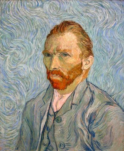 Парень показал, как на самом деле выглядел Винсент Ван Гог. Теперь у людей есть вопрос к Бенедикту Камбербетчу