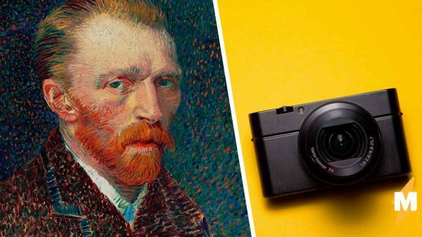 Парень показал, как на самом деле выглядел Винсент Ван Гог. Теперь у людей есть вопрос к Бенедикту Камбербэтчу