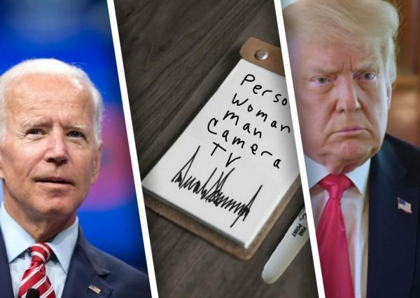 Дональд Трамп оставил Джо Байдену записку, а вышло создать мем. Ведь люди знают, что было внутри