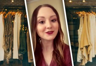 Девушка купила блузку, а та оказалась импостером. И лишь четыре года спустя модница поняла, что не так