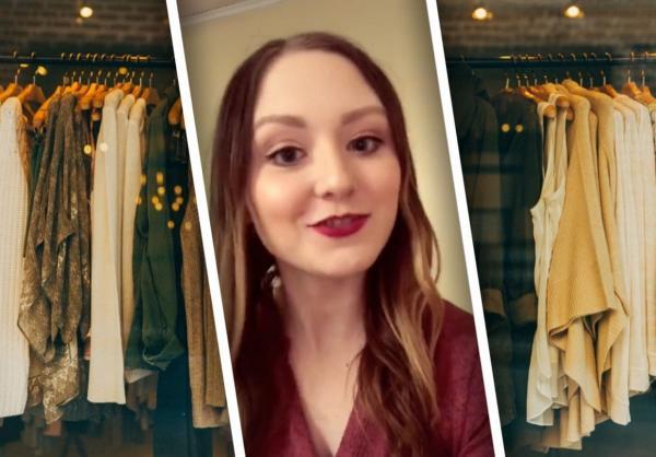 Девушка купила блузку, а та оказалась импостером. Чтобы раскусить фэшн-фиаско, потребовались годы