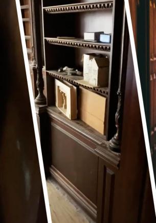 Мужчина решил похвастаться тайной комнатой, но поторопился. Его секрет оценил бы разве что Ганнибал Лектор
