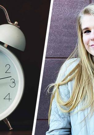 Как глухие люди слышат будильник, девушка показала на видео. Пока мы застряли в 2021-м, они живут в будущем