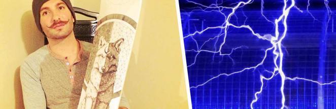 Отец вынес удар тока силой в шесть электрических стульев. Внешность супермена — доказательство: он не человек
