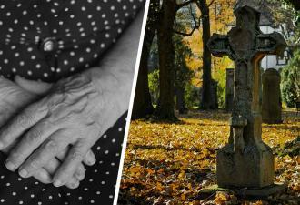 Муж узнал о смерти жены и не мог смириться с горем. Зря плакал — она воскресла через девять дней