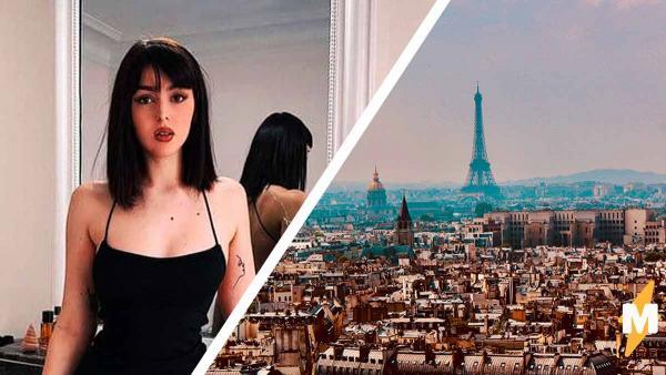 Девушка показала свою квартиру, и многим расхотелось переезжать в Париж. Ведь это типичная питерская однушка