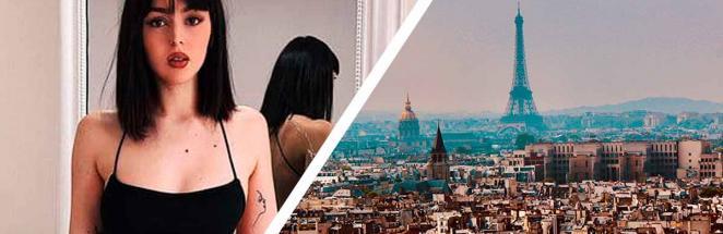 Модель показала свою квартиру в Париже, и людям расхотелось переезжать. Ведь это типичная однушка в Питере