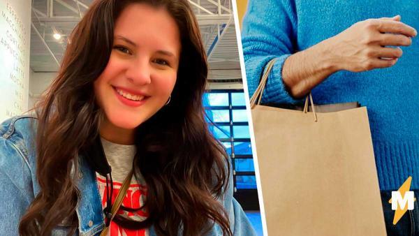Блогерша рассказала, как не смогла купить куртку из-за парня, но девушка рада. Ведь так она попала в ромком