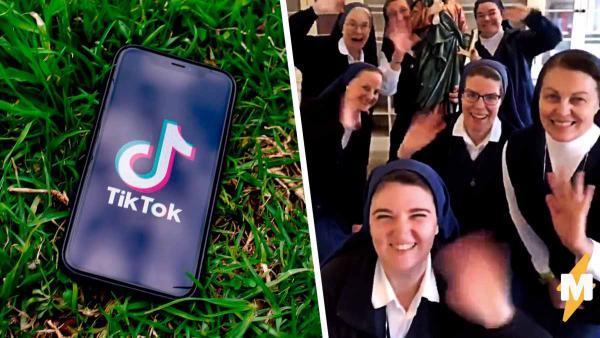 Монахини из Бостона не только помолятся за вашу душу, но и сделают любой тикток челлендж богоугодным