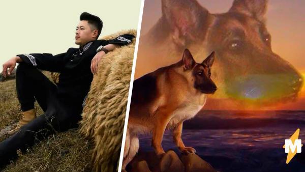 Хозяин показал своего пса и доказал: сутулая собака - не мем, а диагноз. Но зрителям всё равно - они влюблены