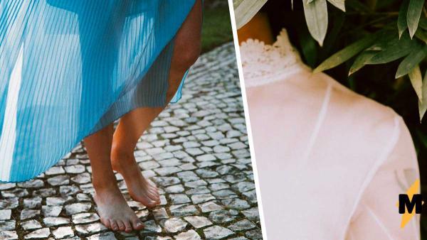 Телеведущая показала платье и сломала Матрицу. Зрители помнят сине-чёрное платье и знают: глазам верить нельзя