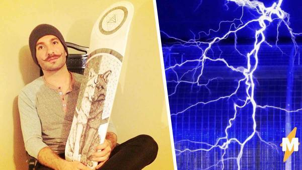 Отец вынес удар тока силой в шесть электрических стульев. Внешность супермена - доказательство: он не человек