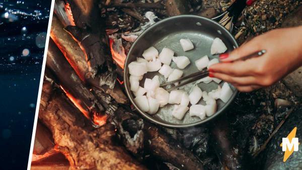 Парень показал «танцы» рыбы на сковороде, и людям не по себе. Но он вовсе не живодёр, а разгадка в науке