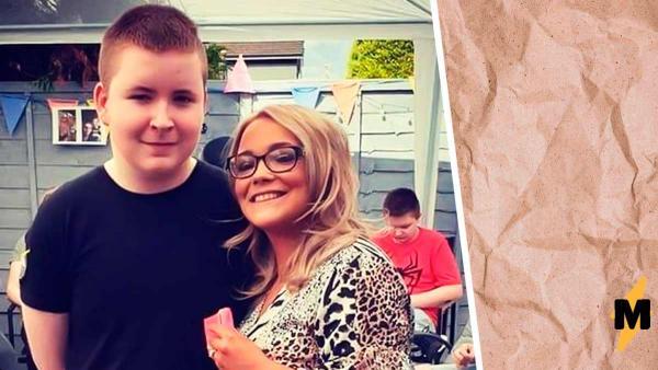 Сын с аутизмом написал маме почему он не хочет в школу. Слова довели е