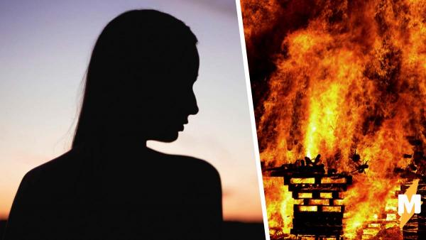 Дочка почувствовала неладное и спасла всю семью от пожара. Её суперсила - обоняние, вернее, его наличие