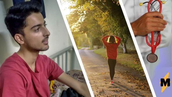 """Парень стал лечить депрессию, а через год не узнал себя. Теперь его фото """"после"""" - лучший комплимент врачу"""