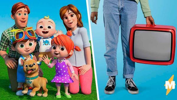 """Дети смотрят видео Cocomelon и забывают обо всём. Канал для малышей - сенсация, с которой """"воюет"""" и PewDiePie"""
