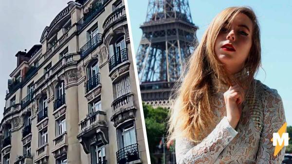 """Парижанка показала """"худой"""" дом, и это ад клаустрофоба. Но только если не знать, как он выглядит на самом деле"""