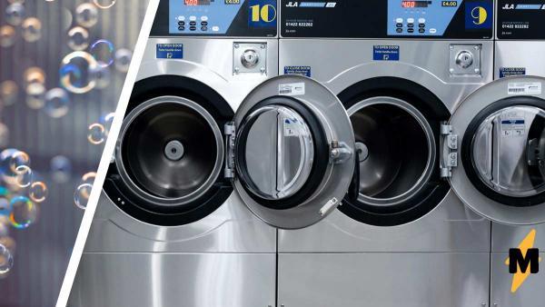 Мамочка показала, как очистить стиральную машину, и удивила домохозяек. Её лайфхак — магия чистой воды
