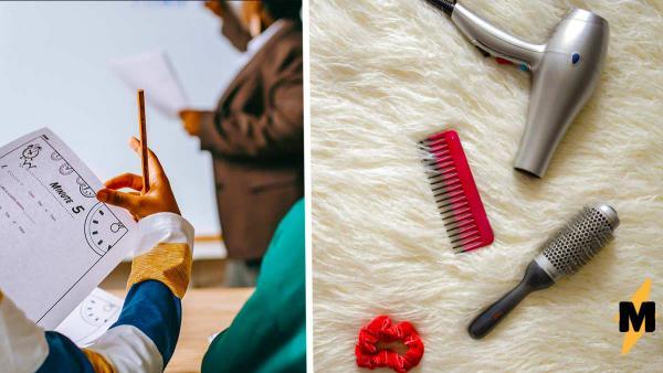 Девочку выгнали из школы за причёску, но она не опустила руки. Теперь руководству школы придется раскошелиться