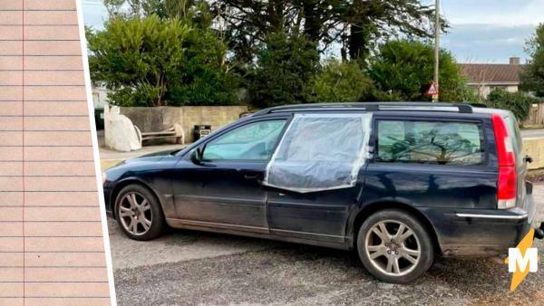 Мужчина долго не мог продать старый автомобиль. Стоило рассказать о нём честно - и от желающих нет отбоя