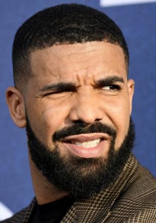 Дрейк показал фото с необычной причёской, но люди не видят в нём рэпера. Это мем и косплей Джастина Бибера