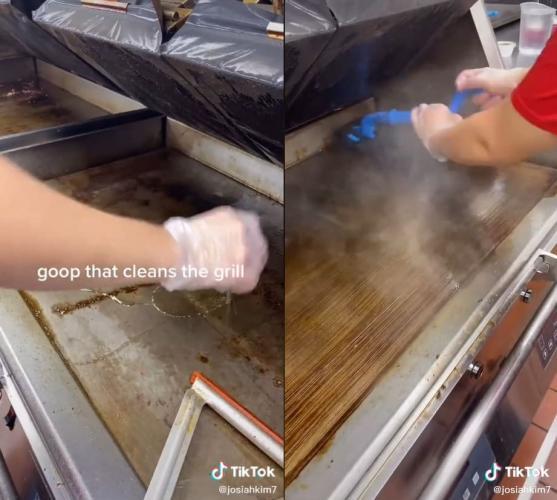 """Парень показал, как чистят печь в """"Макдоналдсе"""". А зрители удивлены, ведь ожидали совсем другого"""