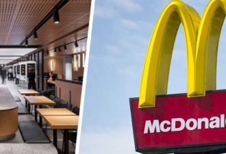 Женщина открыла дверь «Макдоналдса» и перенеслась в прошлое. Ведь в этом кафе время остановилось ещё в 90-х