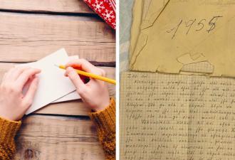 Внук нашёл письмо деда, адресованное бабуле, а там — шифр. Разгадав его, он понял: старикам было что скрывать