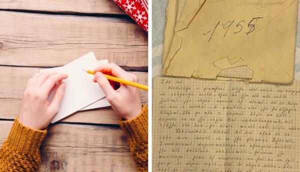Внук нашёл письмо деда, адресованное бабуле, а там - шифр. Разгадав его, он понял: старикам было, что скрывать